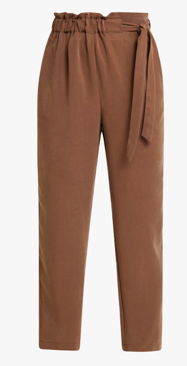 Milk chocolate brown pants