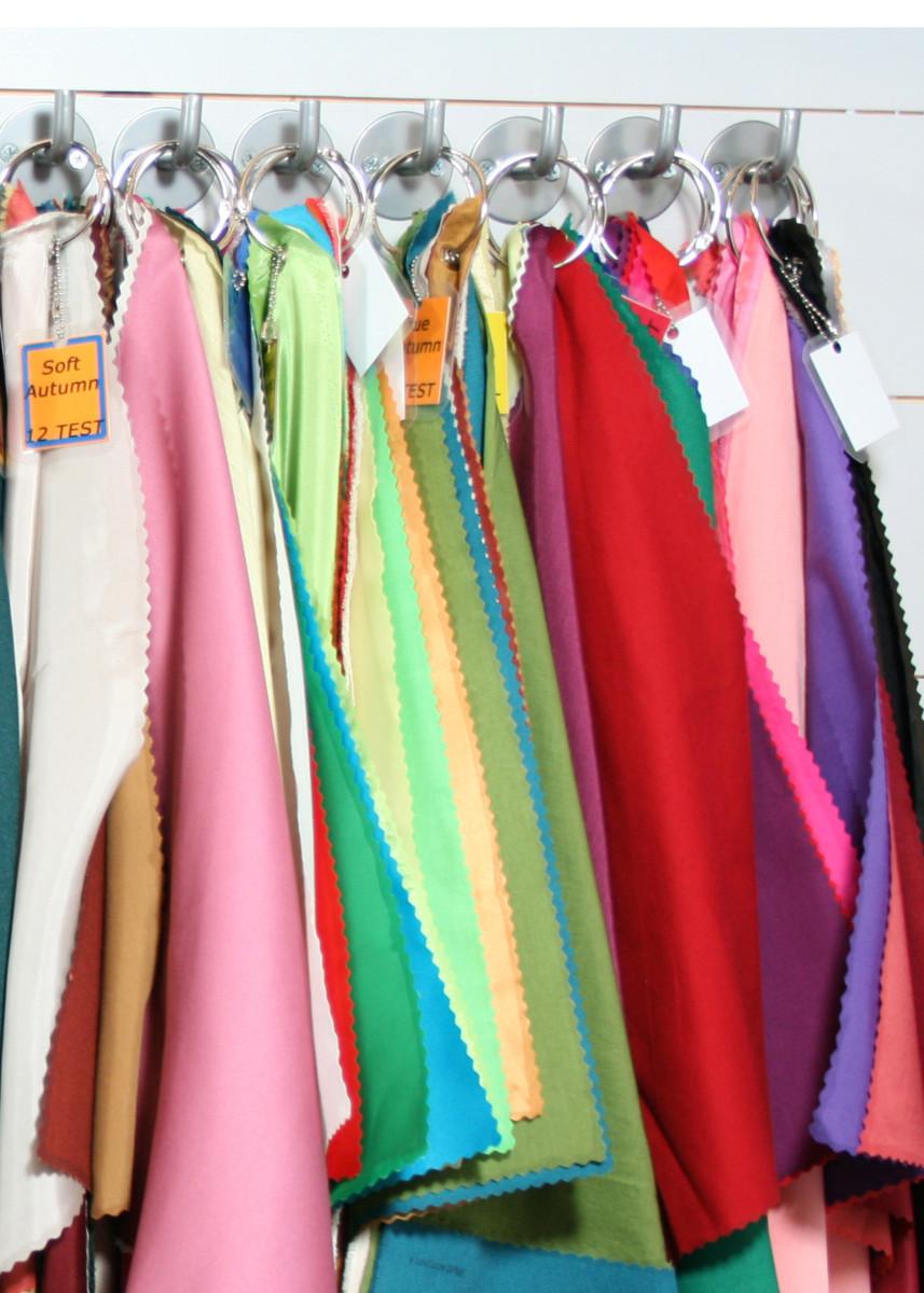 12 tone colour analysis drapes