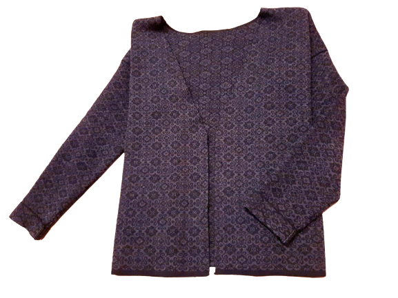 purple-charcoal-cardigan